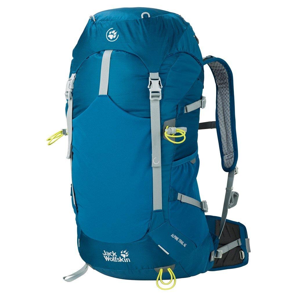 Jack Wolfskin Men's Alpine Trail 40 Alpine Trekking Pack 40l trek trail