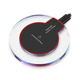 Universal Qi Standard Wireless Charger Charging Pad For iPhone 7/8/X