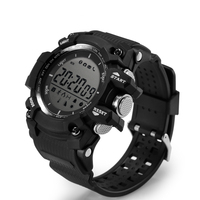 Wholesale G style shock clock men military outdoor waterproof 50m dive swim japan quartz skmei 1053 g shock digital watch