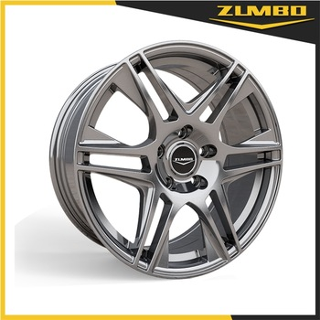 ZUMBO Z107 Durable replica wholesale racing 15/16/17 inch alloy car wheel rim Car Parts