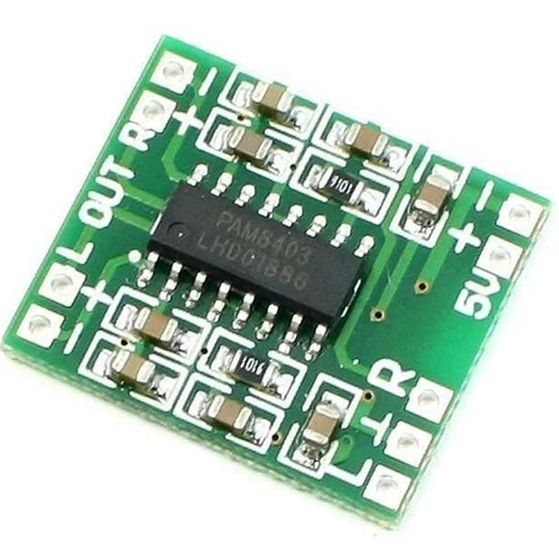 DIY Programming HXJ8002 Mini Power Amplification Audio Amplifier