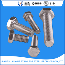fastener bolts nuts screws/bolt hex/hexagon head fitted bolts