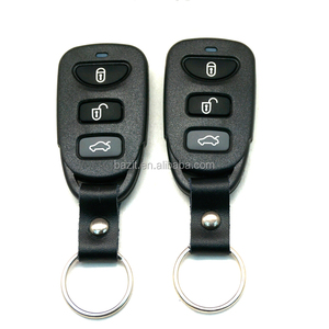 Manual vibration smart easy anti-hijacking general car alarm