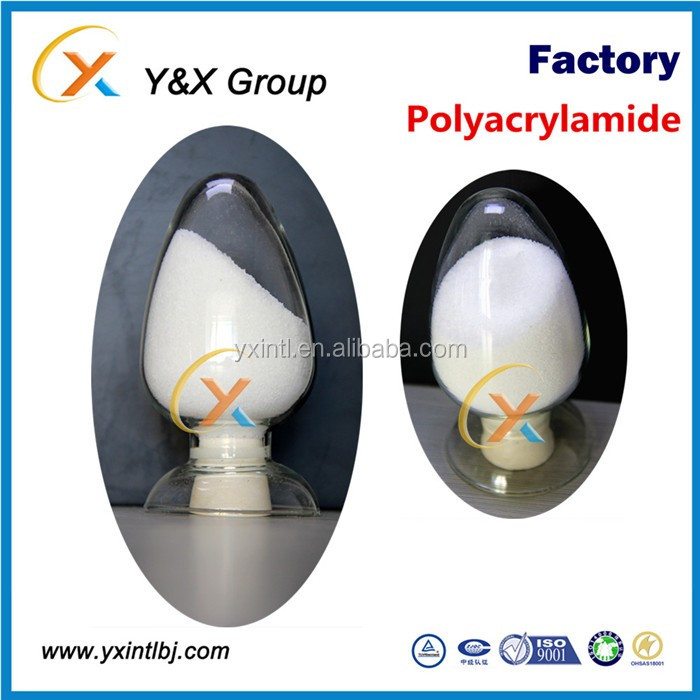 Factory Supply fast dissolving polyacrylamide powder activated bleaching earth YXFLOC