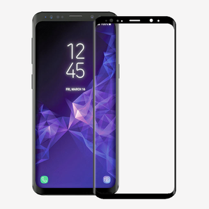 3D Curved Edge Full Cover 9H Tempered Glass Screen Protector For Samsung Galaxy S9+ S9 Plus