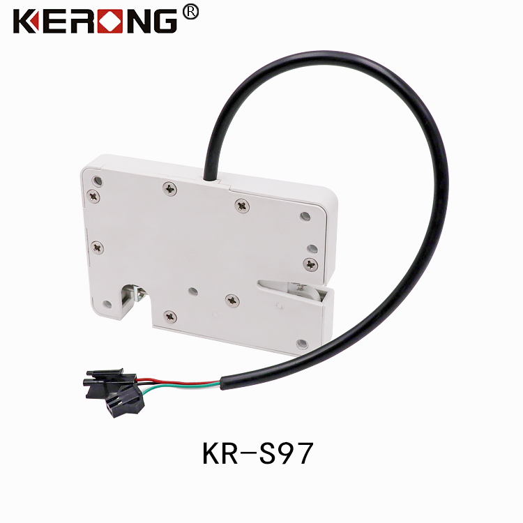 KERONG Small Mini Electromagnetic Storage Latch Lock Factory For Cabinets Or Locker