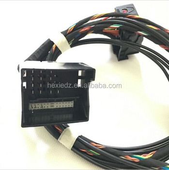 9W2 9W7 Bluetooth Plug Play Wiring Harness_350x350 9w2 9w7 bluetooth plug&play wiring harness for vw golf mk6 passat  at bakdesigns.co