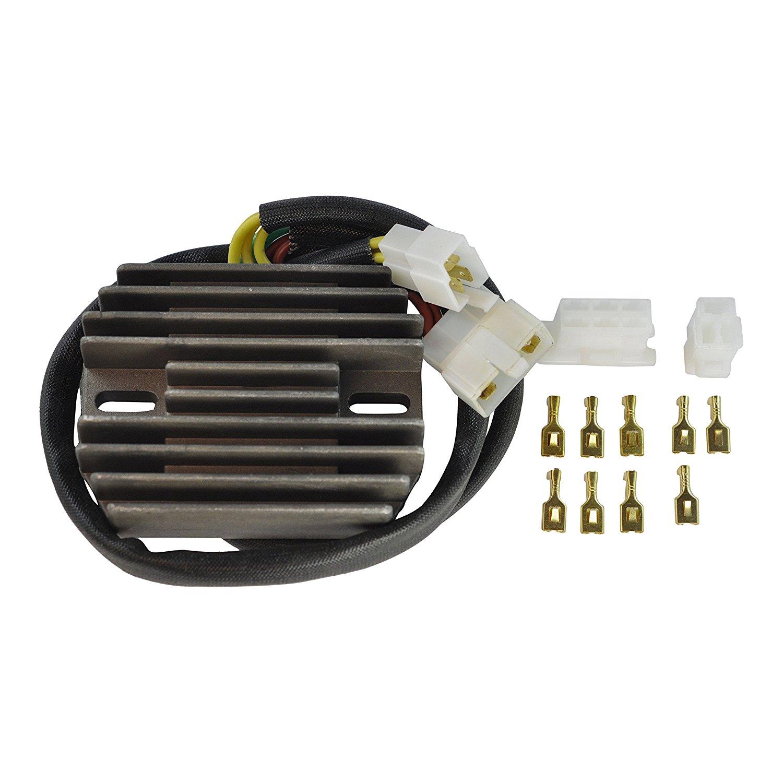 Voltage Regulator Rectifier For Yamaha Royal Star 1300 TDM 850 XV 250 Virago 19931994 1995 1996 1997 1998 1999 2000 2001 OEM Repl. # 3LS-81960-00-00 3LS-81960-01-00 3VD-81960-00-00 3VD-81960-01-00