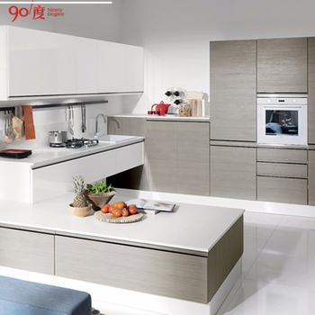 Cheap Indian L Shaped Modular Kitchen Designs With Mdf Indonesia And