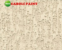 Caboli villa decoration exterior texture wall paint