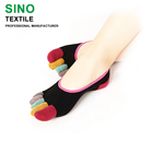 SN-0622- B latex catsuit with toe socks five fingers socks five-toe cheap toe socks