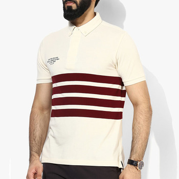 Summer White And Red Stitching Two Color T Shirt Color Combination Polo  Shirt Women Men Unisex eaf66b3d4