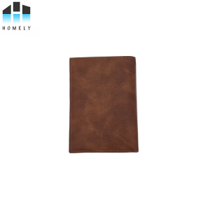 camel color mens slim leather wallet and card holder wallet