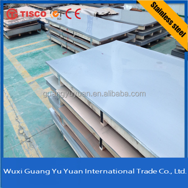 Stainless Steel Sheet Plate 201 301 304 304l 316 316l 309S 310S 410 420 430 440