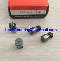 CFS 2.5 V Cam Follower Bearing ; CFS2.5V / 2.5V Mini Cam Follower 2.5*5*9.5mm