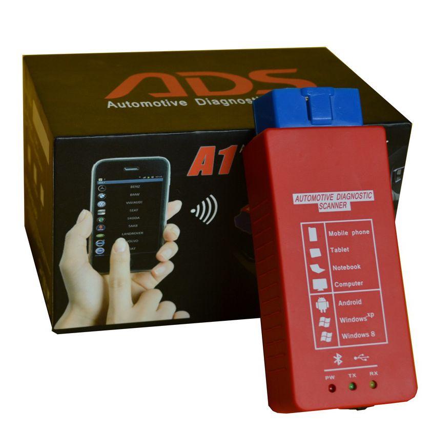 Объявления а1 Bluetooth OBDII работа для Android система объявления а1 сканер двигателя, Коробка передач, Подушка безопасности, Кондиционер, Abs и иммо