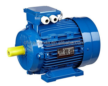 three phase induction small direct drive electric motor