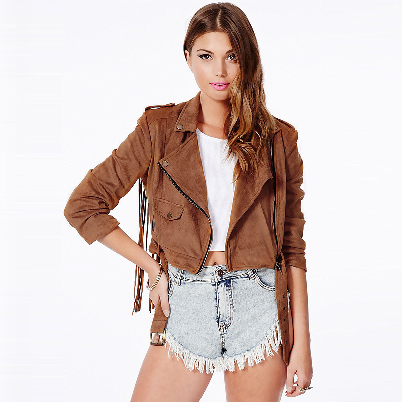 Cheap Mens Fringed Suede Jacket, find Mens Fringed Suede Jacket ...