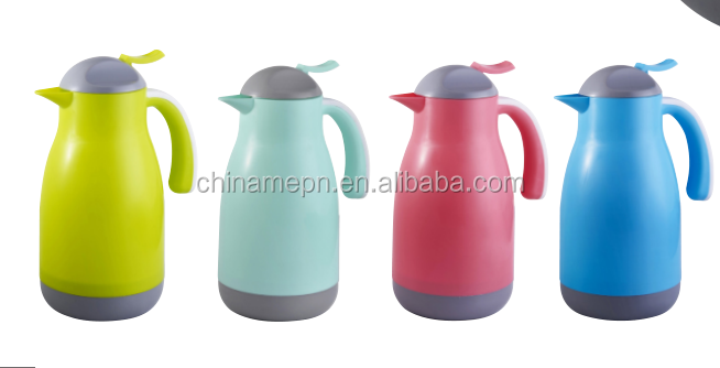 Hot promotion OEM 1.0L double wall vacuum thermal carafe with liner
