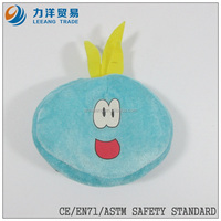 promotional toys/plush fruit and vegetables/ fantastic toys fruit four, Customised toys,CE/ASTM safety stardard