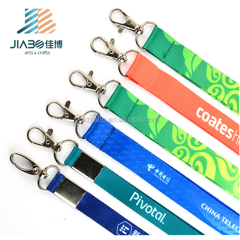 Airbus personalized Customized zip pouch sublimation printed lanyard