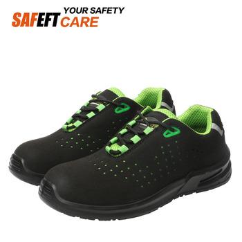8cbe8f54 Alemania pionero estilo deportivo pavimento de asfalto zapatos de seguridad