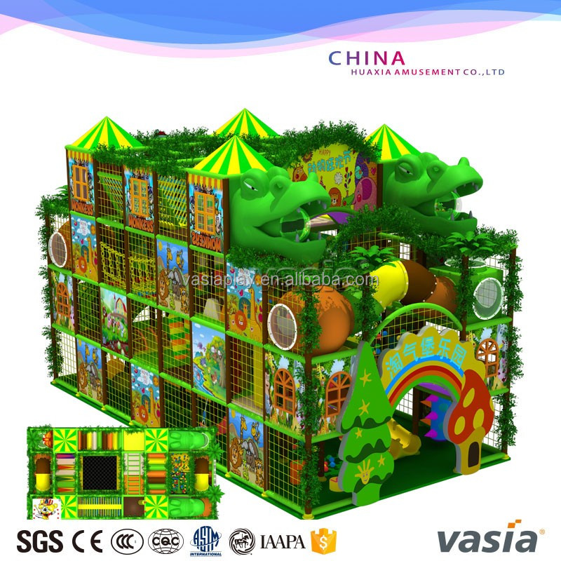 Indoor playground Kids area playground equipment for special needs children play area Indoor playground