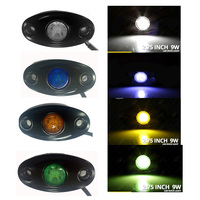 waterproof multifunction led tail dome light led side marker light for truck