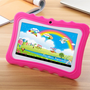 "7"" android 4.4 factory wholesale kids tablet cheap price China, children cheap android tablet"