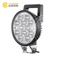 Wholesales 24v led spot light for jeep,truck,SUV,UTV,road roller,police car,tractor