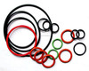 Silicone O Ring With Different Size and Color Oil Resistant Rubber O Ring/Silicone O-Ring/Color Rubber O Ring