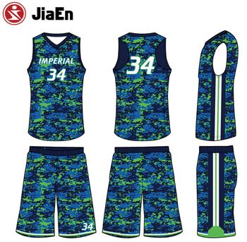 adb0e7a5d64 2016 new design sample camouflage philippines custom basketball uniform