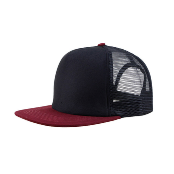 Wholesale Custom Trucker Hat 3D Embroidery Logo Camo Cap Custom Trucker Cap  Mesh Snapback Cap 0667b63b7220