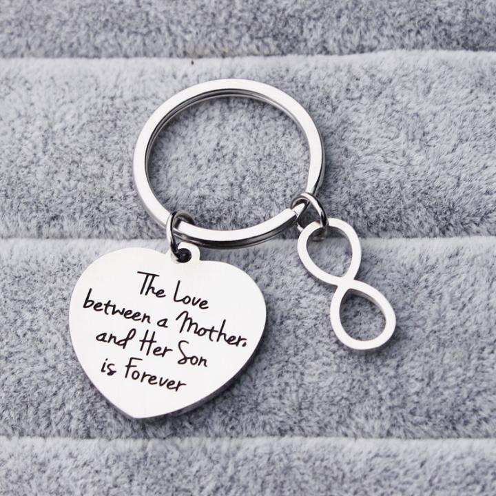 cualquier mensaje-Grabado Regalo Personalizado Grabado encanto del corazón Tag