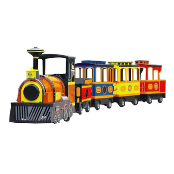 Factory price quality assurance amusement train carriage