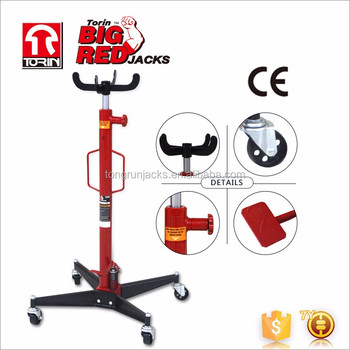 Tongrun Torin BIGRED 0.5T Single Cylinder Hydraulic Transmission Jack CE certified