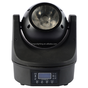 magic 60w led beam rgbw 4in1 beam moving head dot