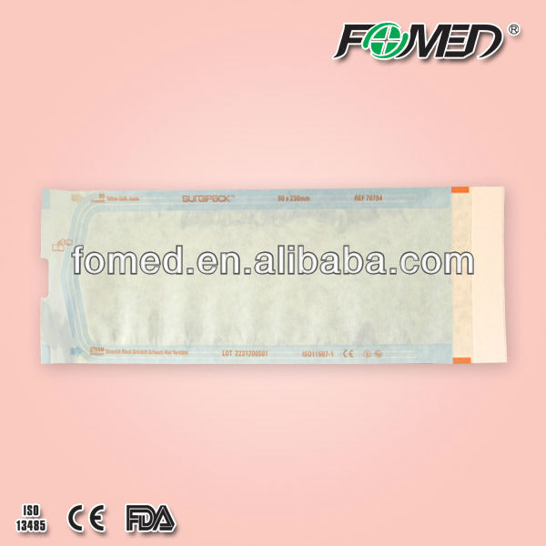 sterilization pouches how to use in medical