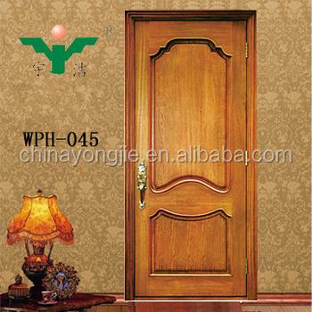 wood flush doormain door design solid wood veneer laminated wood door made in & wood flush doormain door design solid wood veneer laminated wood ...