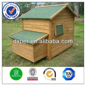 chicken coop hen house DXH012