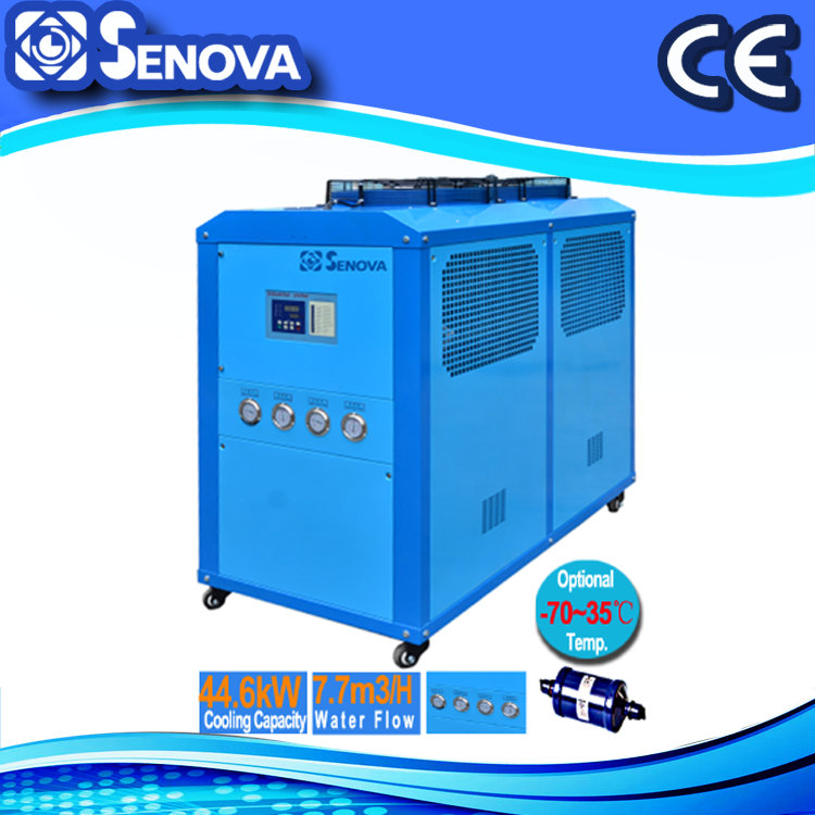 12TR 45KW 18HP Air Cooled Industrial Water Chiller