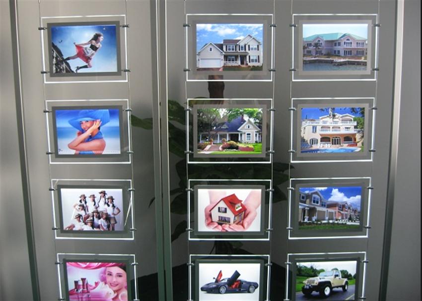 Acrylic Led Ceiling Light Box Frame, Acrylic Led Ceiling Light Box ...