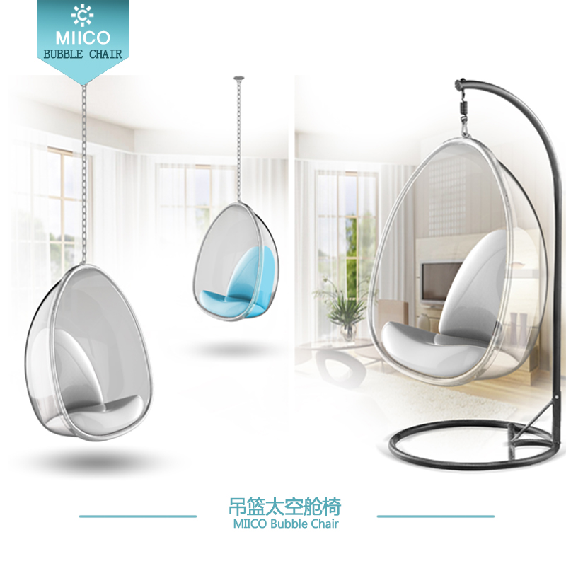 Plastic Acrylic Hanging Bubble Chair, Plastic Acrylic Hanging Bubble Chair  Suppliers And Manufacturers At Alibaba.com