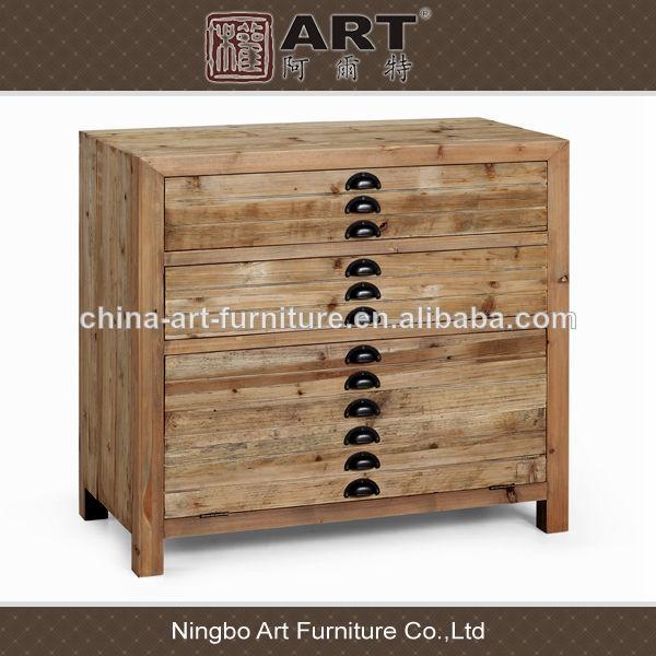 Antiguos muebles de sal n de dise o europeo reciclado de - Muebles de salon antiguos ...