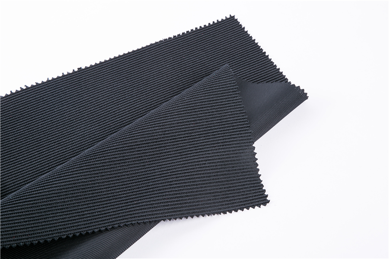 Cheap wholesale custom design 100% polyester sandwich mesh rib knit fabric for running shoes