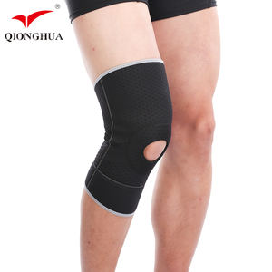 2018 Neoprene compression basketball support knee pad/knee brace/knee sleeve