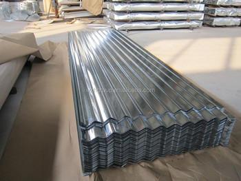 Roofing Gi Sheet Corr Long Span Ga 20 Buy Gi Corrugated