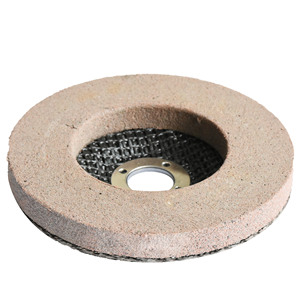 pva polishing wheel/Elastic Flap Disc suitable for grinding and polishing soft metal materials