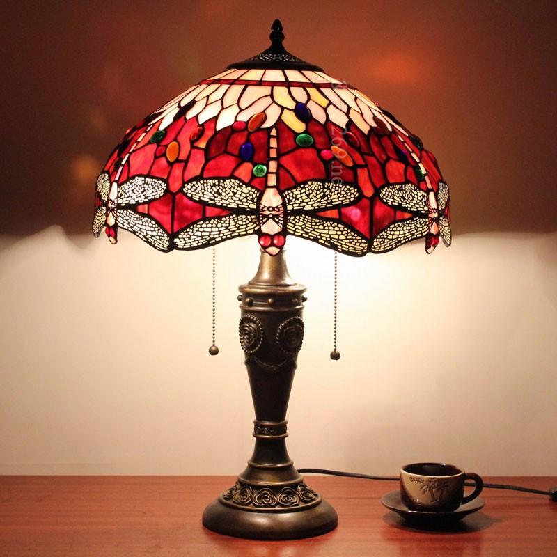 Venta al por mayor proveedor de lamparas tiffany compre for Lamparas de mesa tiffany