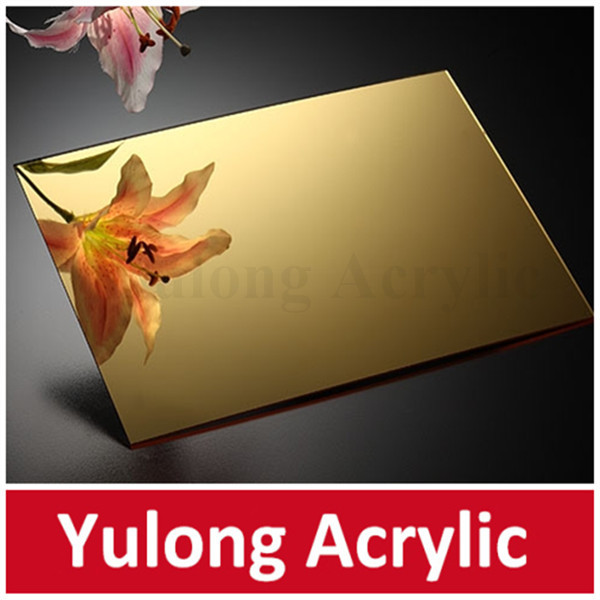 1220x2440mm Mirror Acrylic Sheet for Furniture Lamination